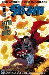 """Actualización 03/12/206: Tarkux y Raziel36 de G-comics presentan la parte 2 del arco """"Satan Saga Wars"""""""