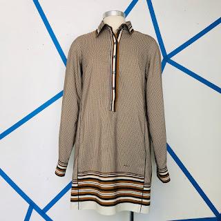 Marc Jacobs for Bergdorf Goodman Geometric Tunic