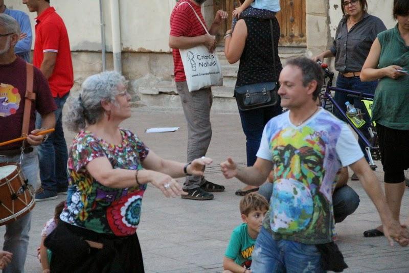 Festa infantil i taller balls tradicionals a Sant Llorenç  20-09-14 - IMG_4424.jpg