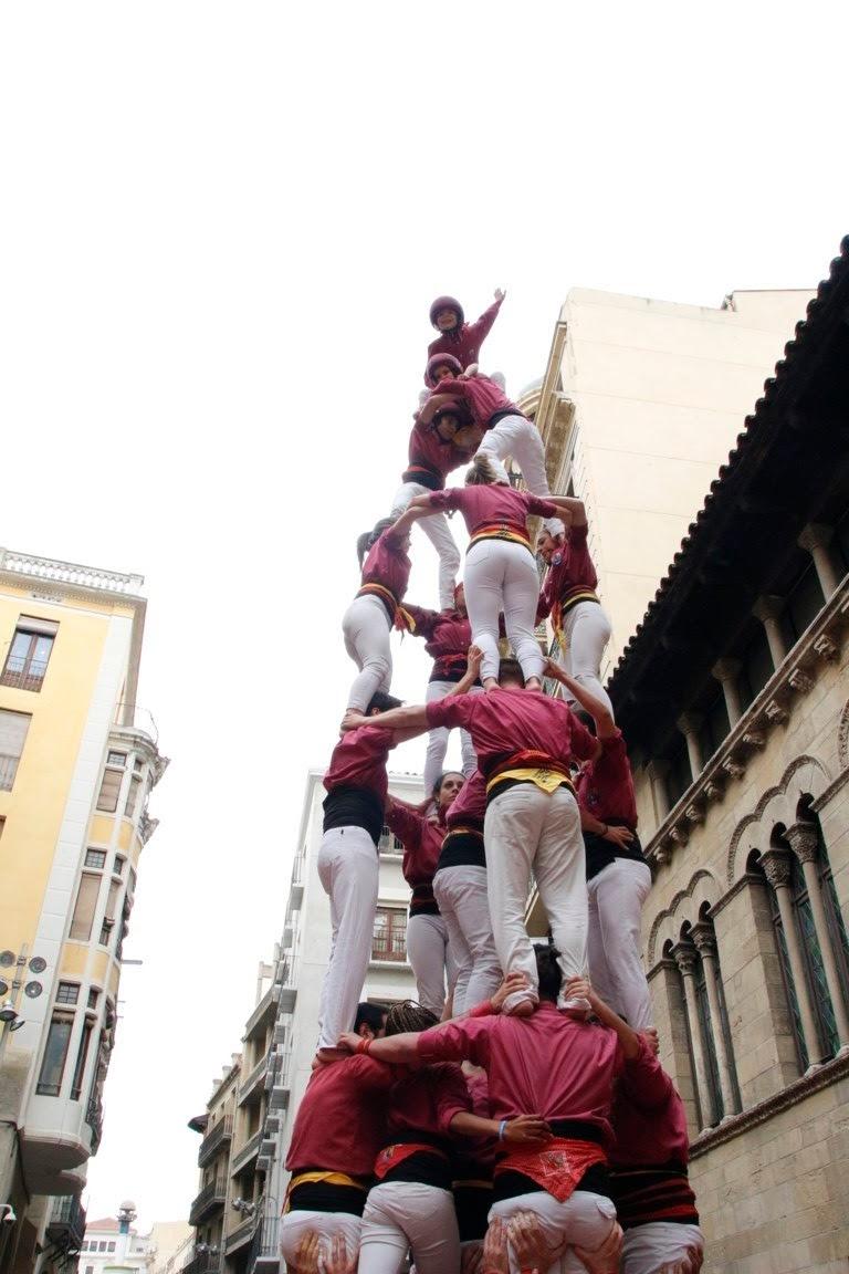 20180407 - Actuació XXIII aniversari - _MG_9865_Castellers .JPG