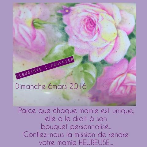 Fleuriste isabelle feuvrier dimanche for Fleuriste dimanche