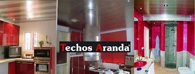 Techos aluminio Leganes