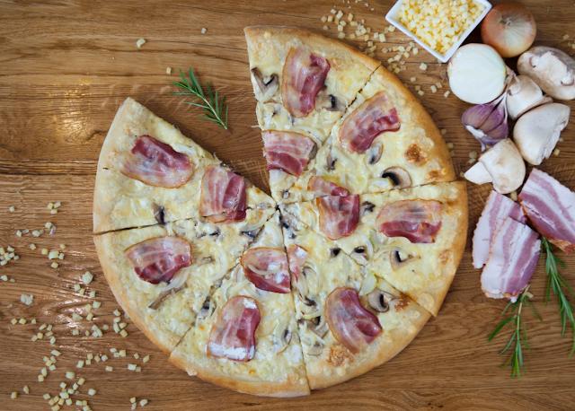 Pizza czyli idealne danie na Cheat Day!