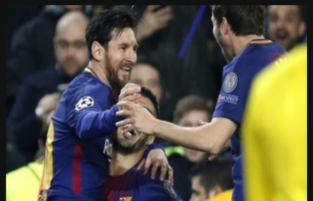 Barcelona Vs Chelsea, Champions League match highlight