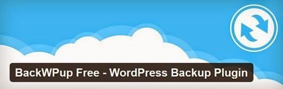 BackWPup Free - En Temel WordPress Eklentileri