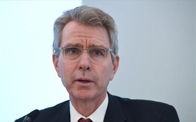 Τζ. Πάιατ: Δεν αποκλείω δημιουργία νέων αμερικανικών βάσεων σε ελληνικά νησιά