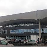 Warschau Zentralbahnhof