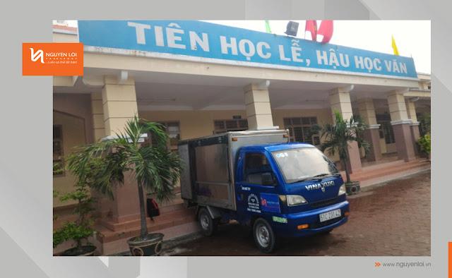 Cho thuê xe tải 500kg TPHCM