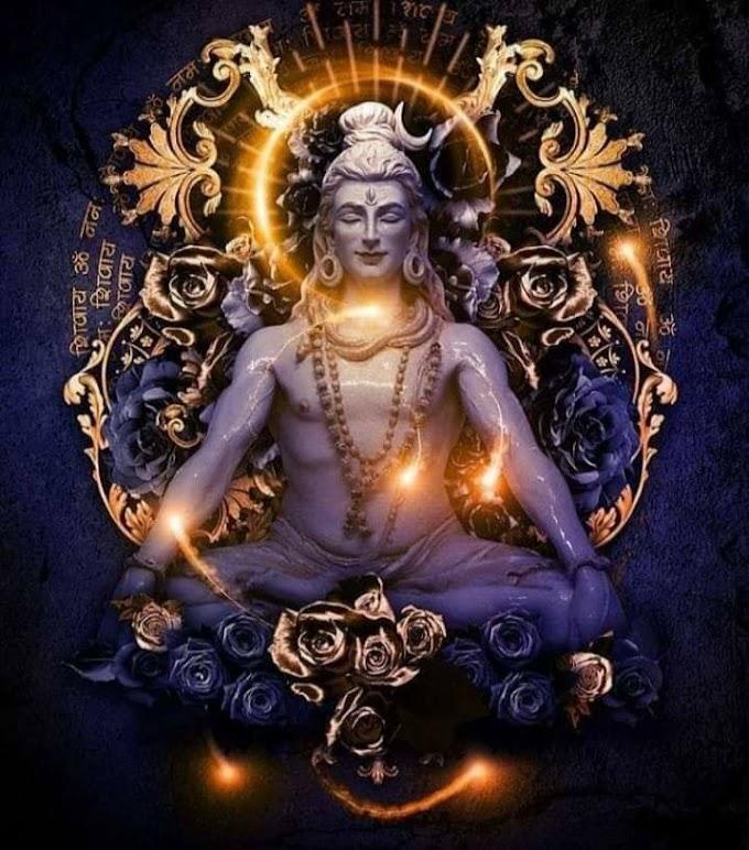 शिव भगवान का काम विजय