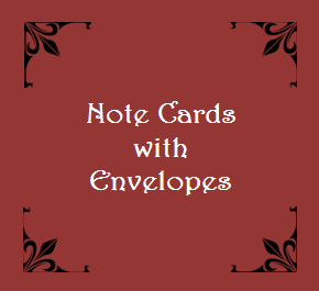 Note Cards: Patterns of Early Brockport Series 1