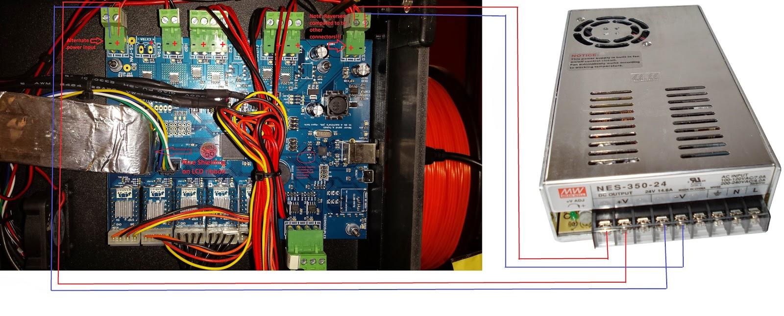 D4S%2Bboard%2Bparallel%2Binput replicator 1 repair google groups Replicator 2X at mifinder.co