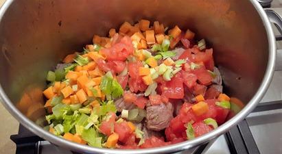 Añadir verduras