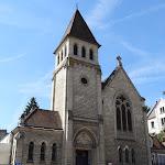 Temple protestant de l'Église réformée