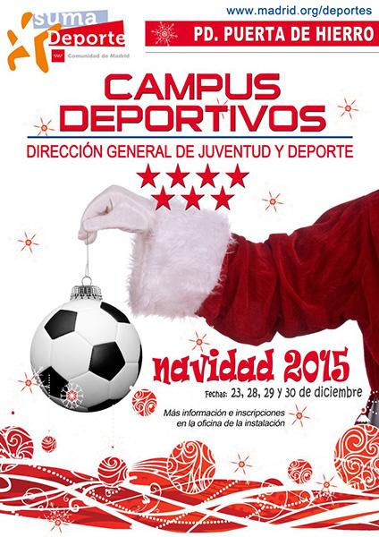 Campus Deportivo de Navidad 2015