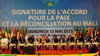 L'Accord d'Alger sur le Mali, résultat d'une coordination «réussie» entre l'Algérie et la France (Bensalah)