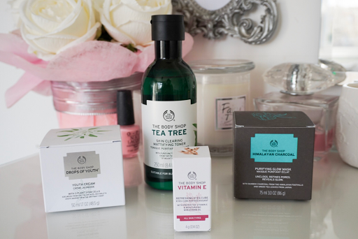 Beauty | The Body Shop Skincare