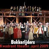 Bokkerijders 2009 5 in een Schemering-Duisternis -Duivelswerk - Heksenjacht - Dodendans