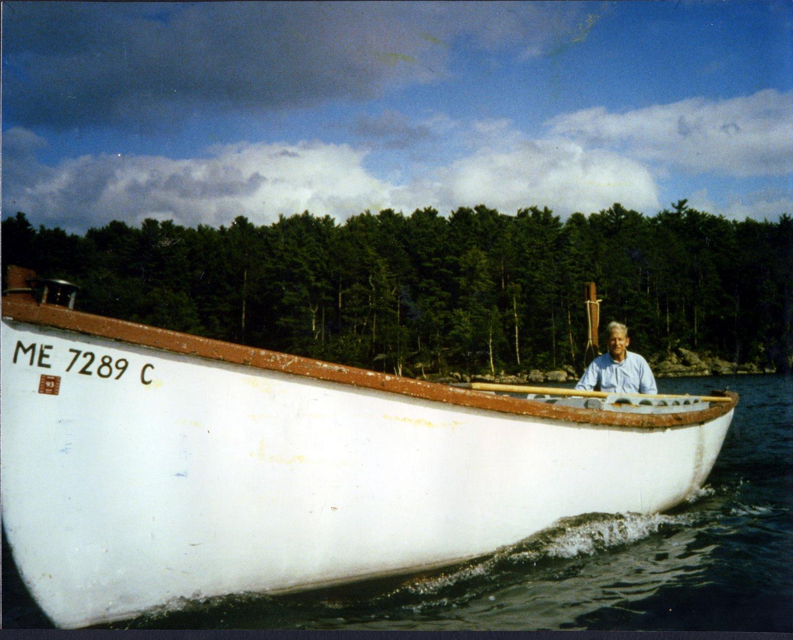 1992 Sebago Wohelo