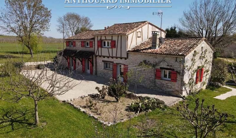Maison avec jardin Bergerac