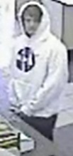 SUSPECT AT COUNTER