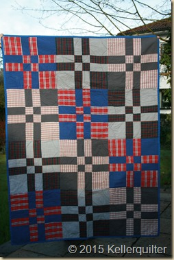 Quilt208-Disappearing Nine-Patch