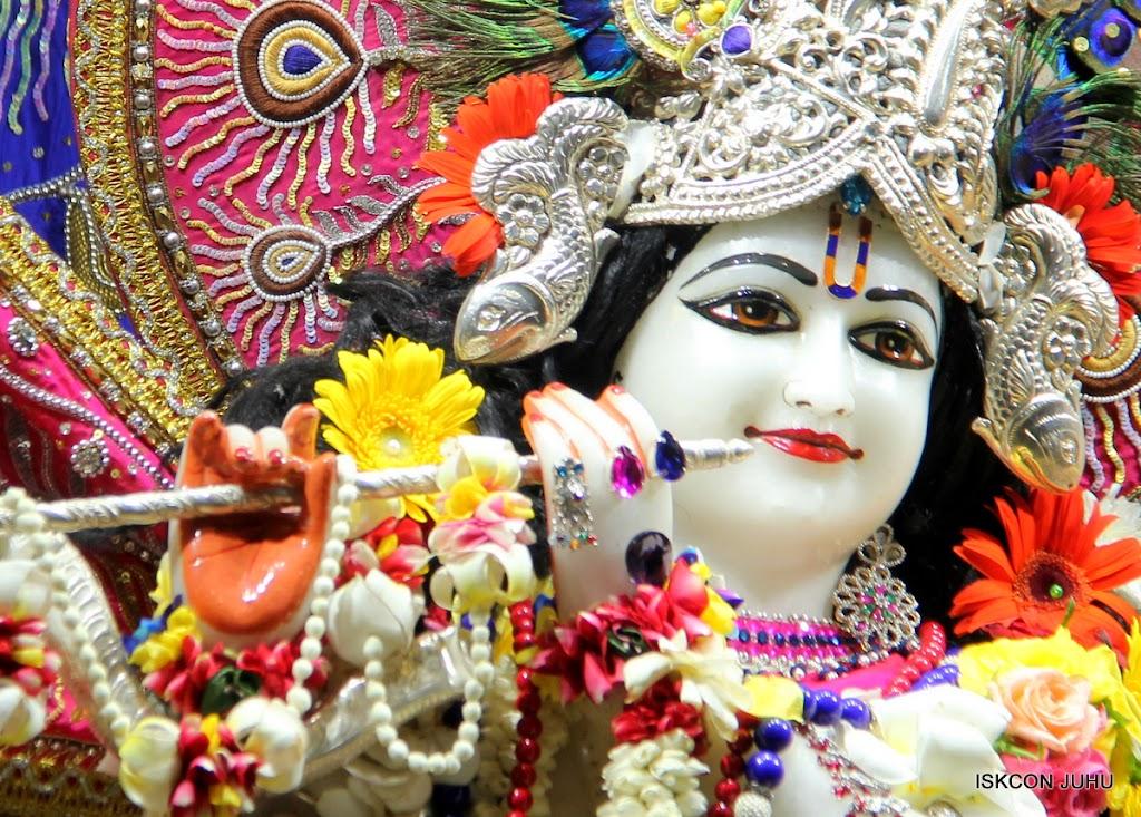 ISKCON Juhu Sringar Deity Darshan on 27th April 2016 (13)