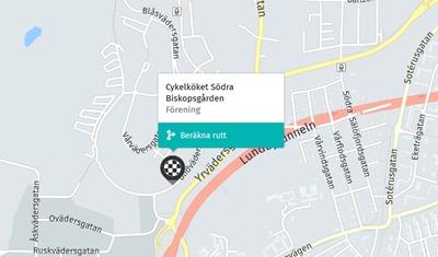 Cykelköket Södra Biskopsgården