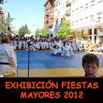 EXHIBICIÓN FIESTAS MAYORES 2012