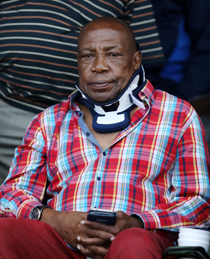 Shakes Mashaba during the 2017 Discovery Walter Sisulu Soccer Challenge Quarter Final at Nike Centre, Soweto South Africa on 27 December 2017.