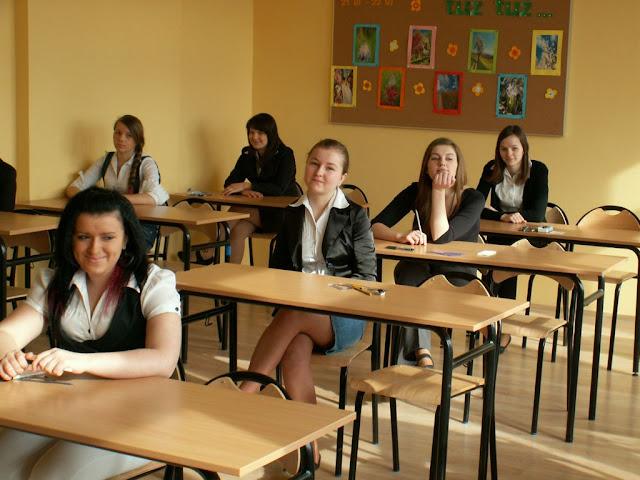 Pierwszy egzamin gimnazjalny w ZS nr 2 w Dukli 2011 - PICT1361_1.JPG