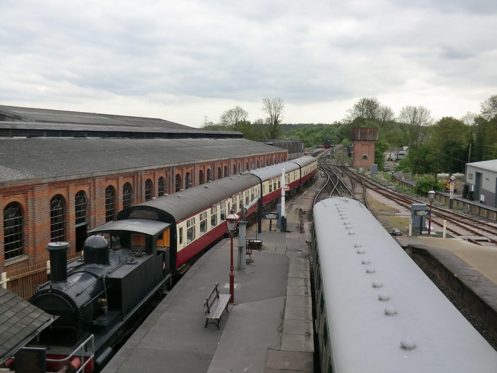 CIMG6476 Sheffield Park station