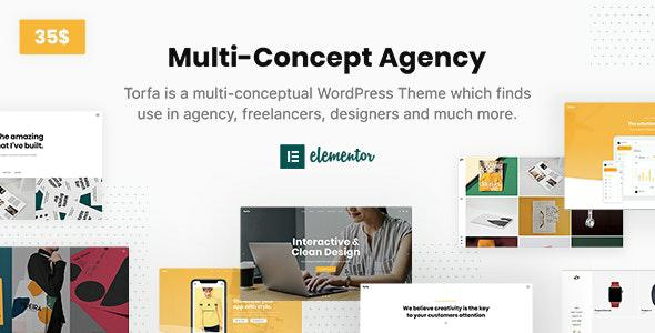 Torfa v1.1.0 – Multi-Concept Agency Theme