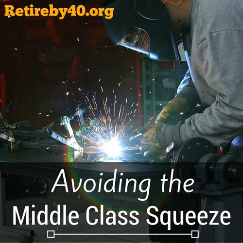 Avoiding the Middle Class Squeeze