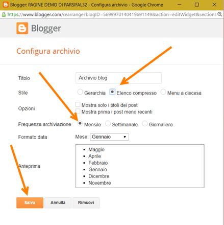 configurazione-widget-archivio