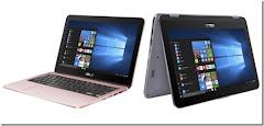 Asus VivoBook Flip TP203 Laptop Hybrid Zaman Now Murah Hadir di Indonesia