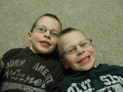 Jordan and Gavin Nov 2010