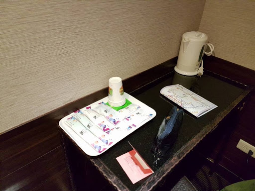 Hotel amenities at Diary of Taipei Ximending