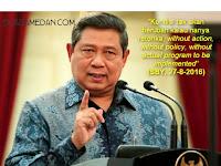 PEDAS Kali Kata SBY Bah !! Visi Dan Misi Pemerintah Jokowi Cuma Omong Doang