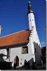 9 Tallin église du saint esprit