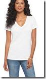 Target vintage Merona V neck t-shirt