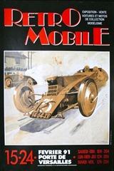 rétromobile1991