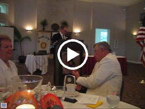 Video: Address by President Dennis Micare on June 5, 2010 at the DeBary Golf and Country Club - Rotary Club of DeBary-Deltona Annual Installation and Awards Banquet
