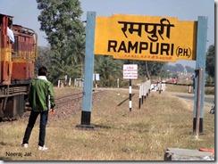Rampuri Railway Station