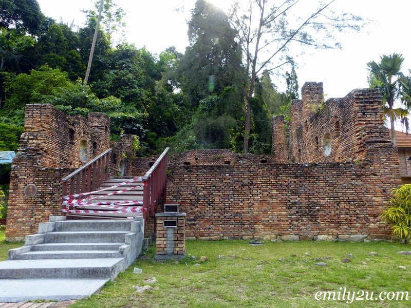 Dutch Fort Pangkor