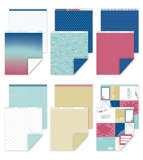 Regatta paper pack