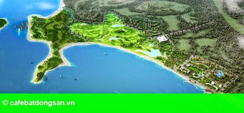 Hình 2: Tập đoàn FLC khởi công dự án Quần thể sân golf và resort 3.500 tỷ đồng tại Bình Định