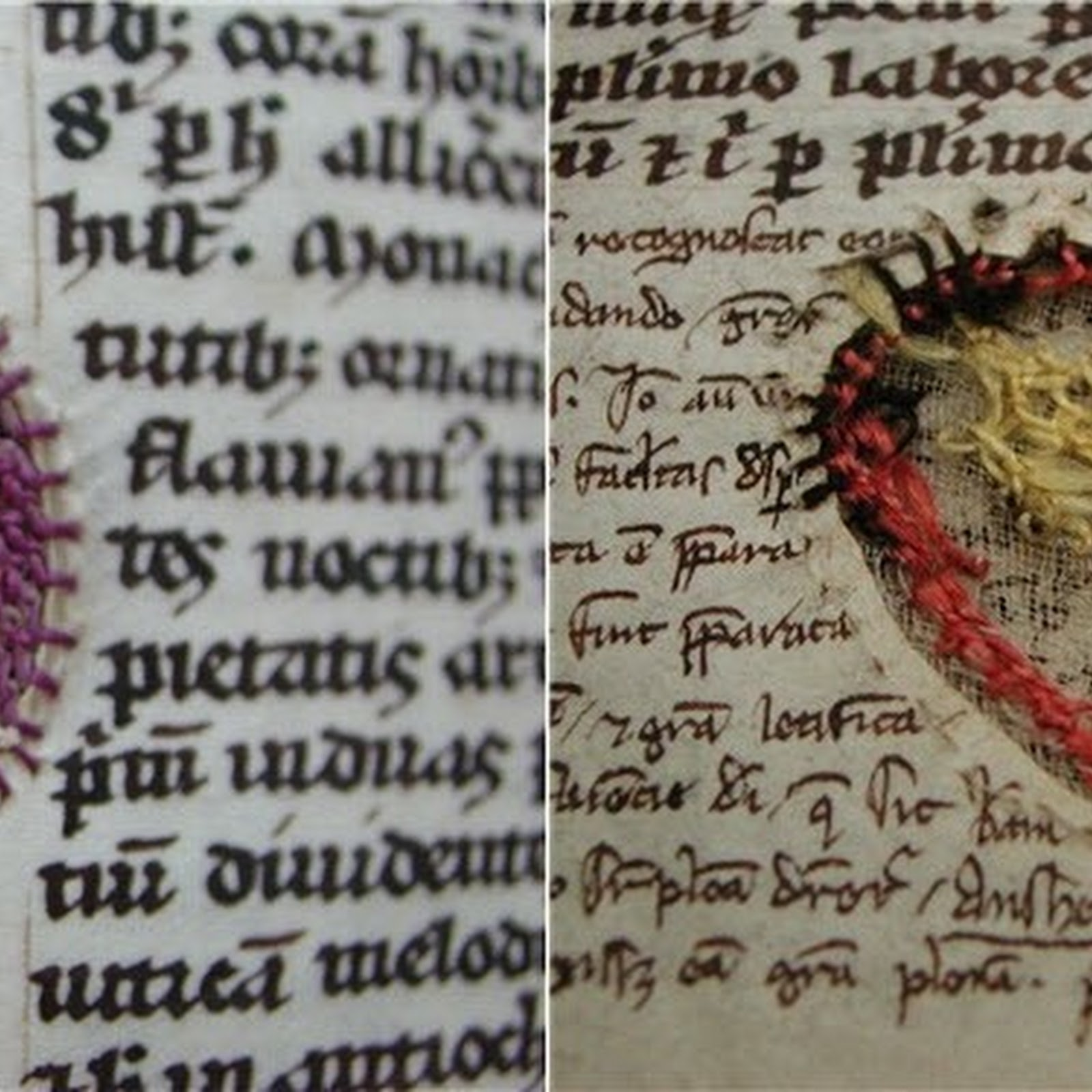 The Art of Mediaeval Book Repairing