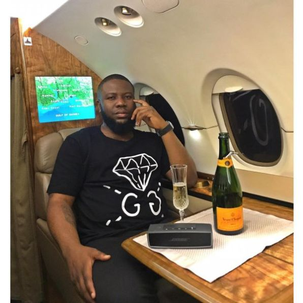 Omo See Curse!! Hushpuppi Rain Curses On Female Fan For Hating On Him (See Their Curses Exchange)