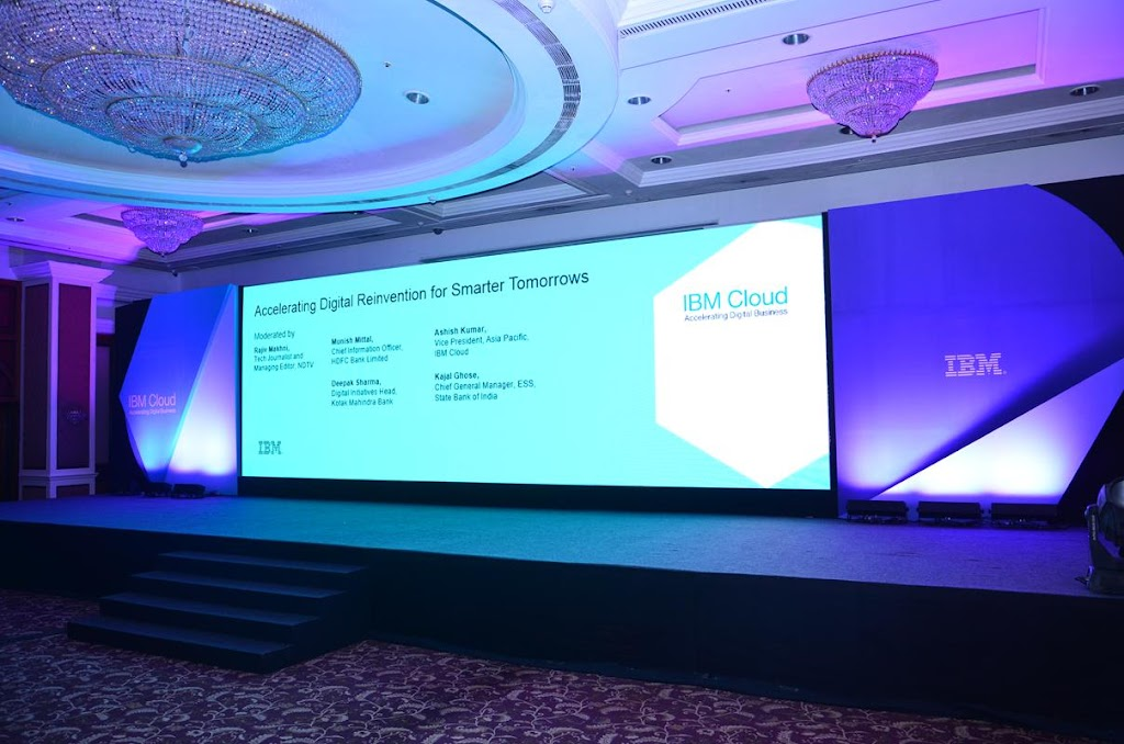 IBM Cloud Conference - Taj Lands End - 4