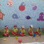 Beach Party by Playgroup Afternoon Section at Witty World, Chikoowadi (2018-19)